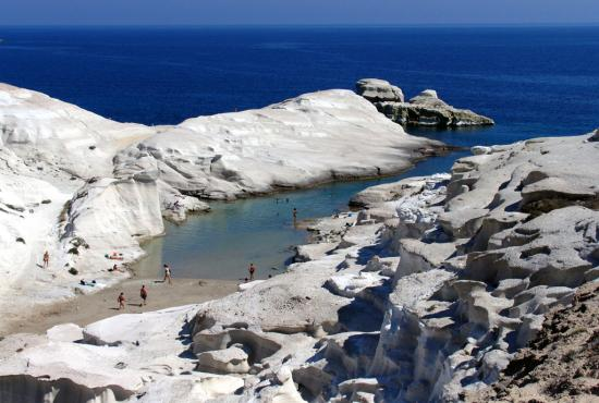 Top 15 Beaches in Greece 2016  achtypistours.gr