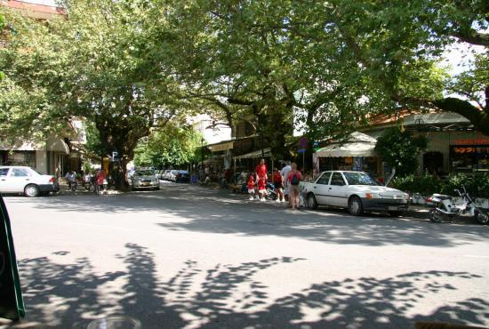 Katakolon Tour to Olympia Site and Shopping