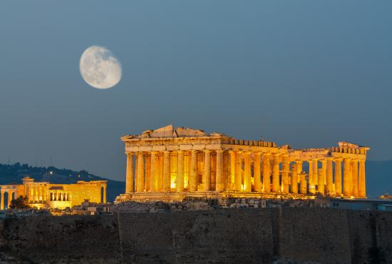 excursions from athen