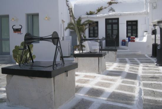Mykonos -  Walking Tour in Mykonos