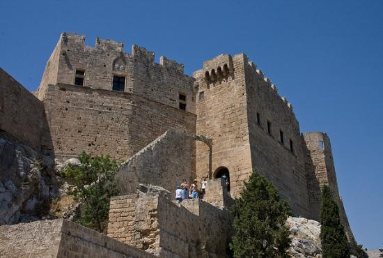 RHODES – LINDOS WITHOUT ACROPOLIS