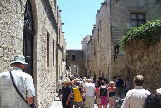 RHODES – FILERIMOS and OLD CITY