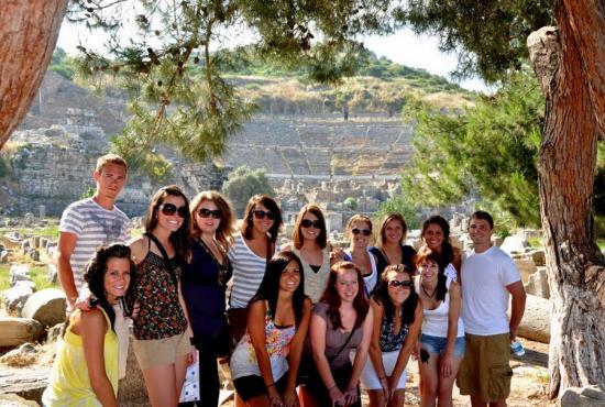 Ephesus Ancient City, House of Virgin Mary, Temple of Artemis