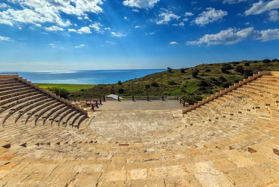 Limassol – Kourion, Kolossi and Limassol Shopping