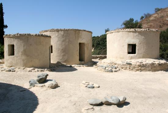 Larnaca – Chirokitia, Lefkara Village, Aggeloktisti Church