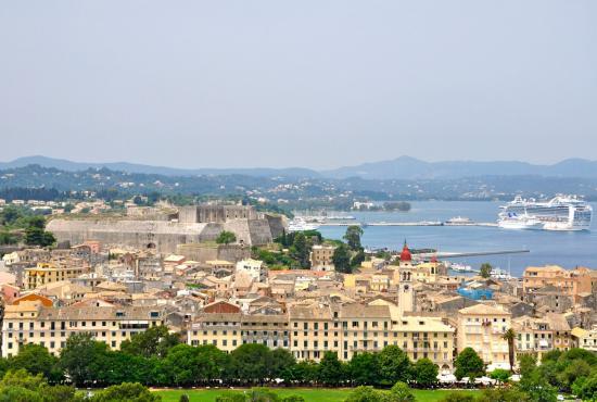 Corfu Paleokastritsa & City Tour