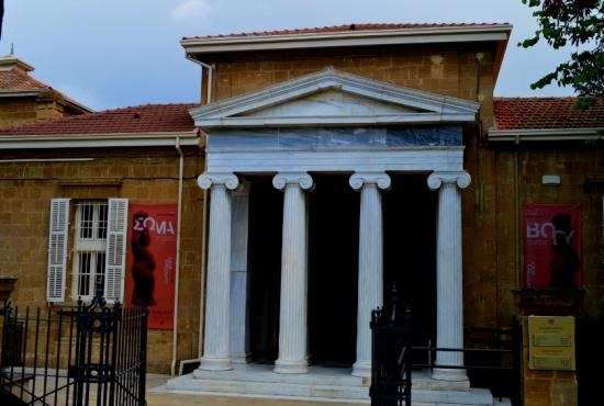 Larnaca – Nicosia, the divided Capital