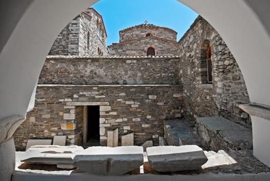 Ekantotapiliani Church, Paros
