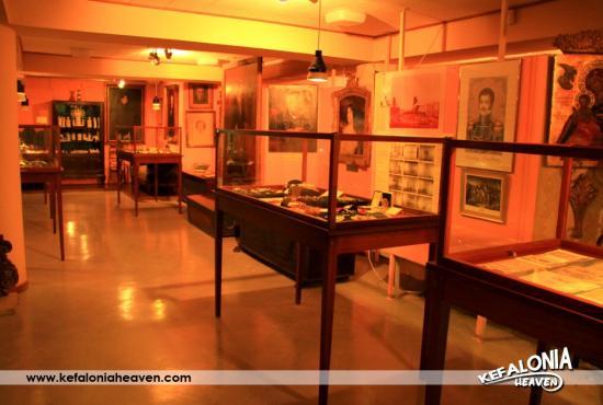 KEFALONIA TOUR – Folkloric Museum and Melissani Lake