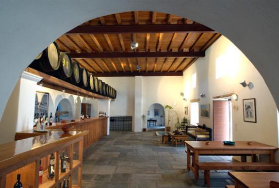 Moraitis Winery, Paros