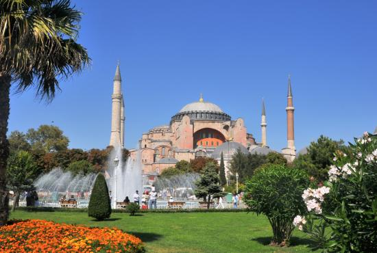 Istanbul – Chora Museum, Blue Mosque, Grand Bazaar