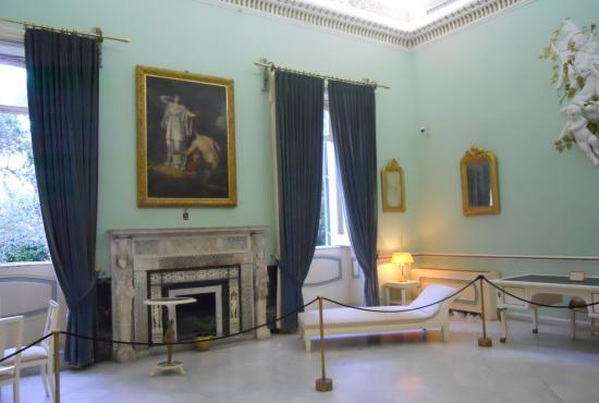Corfu- Achillion Palace- Paleokastritsa