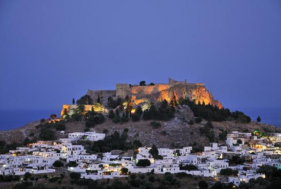 Rhodes - Tour to Lindos without Acropolis