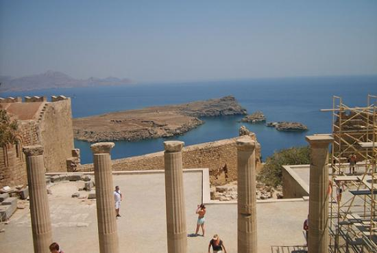 Rhodes - Lindos Excursion