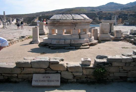 Mykonos - Delos Island Tour