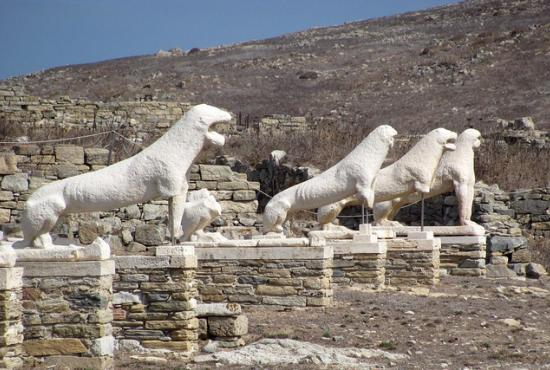 Delos Archaeological Site