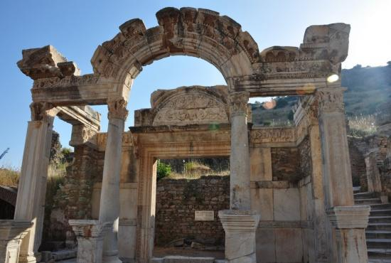 Ephesus Ancient City, Terrace House, House of Virgin Mary