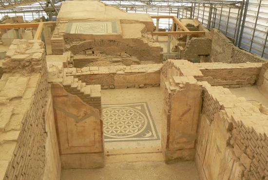 Ephesus Ancient City, Terrace Houses