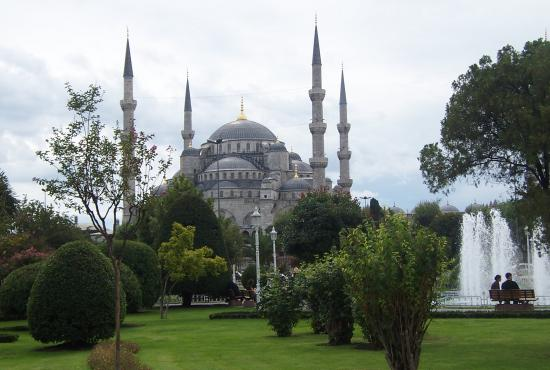 Istanbul – Tour to Topkapi Palace, Blue Mosque, St. Sophia, Grand Bazaar
