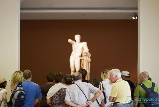Tour to Ancient Olympia – Archaeological Site and Museum (with free time)