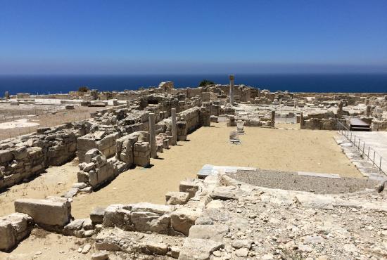 Limassol – Paphos & Kourion Ancient Theatre