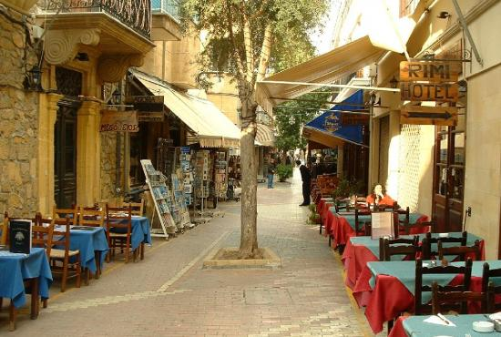Larnaca – Nicosia, the divided Capital