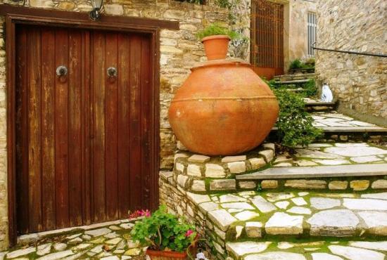 Larnaca – Lefkara Village, Aggeloktisti Church & Larnaca Town