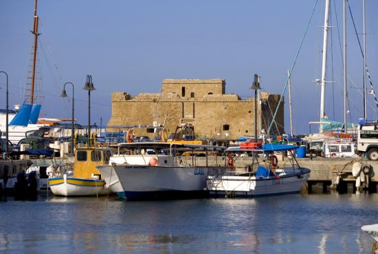 Larnaca – Paphos (with lunch)