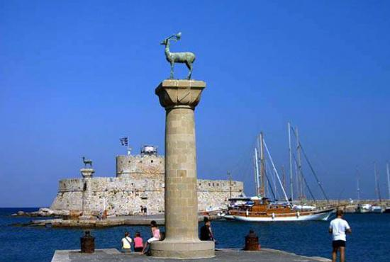Rhodes – Tour to Filerimos and Old City