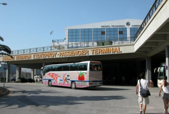 Piraeus, Tour to Acropolis with Lunch and transfer to the Airport