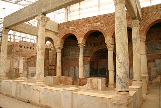Tour to Ephesus Ancient City & Terrace Houses