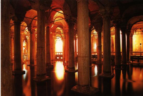Istanbul –Blue Mosque, St. Sophia, Underground Cistern, Grand Bazaar