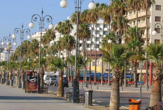 Larnaca – Town Walk with free time
