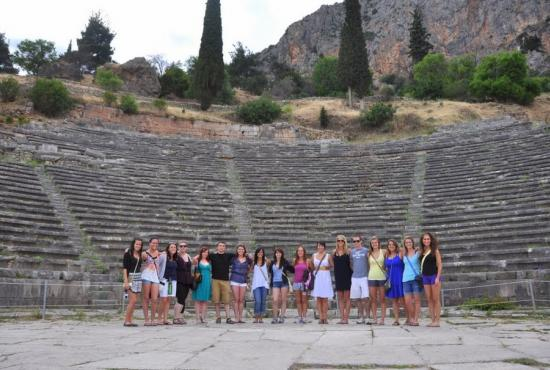 Nafplion, tour to Epidaurus