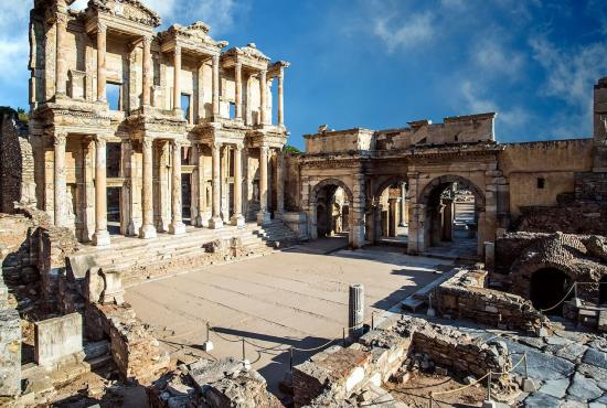 Ephesus Ancient City, House of Virgin Mary