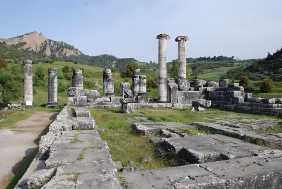 Ephesus Ancient City, Terrace House