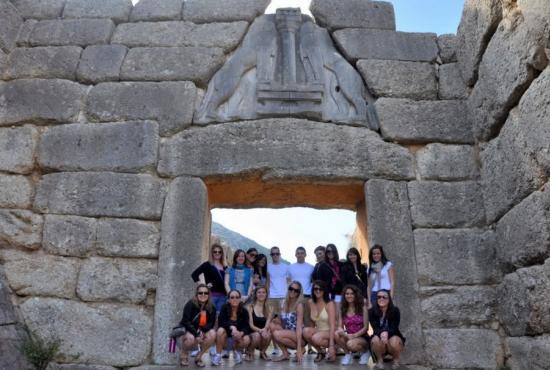 Nafplion, tour to Ancient Mycenae