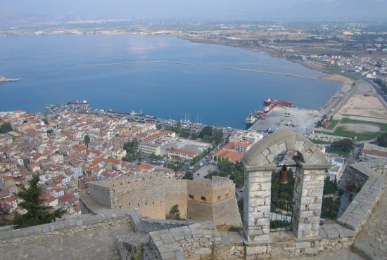Nafplion, tour to Ancient MYCENAE and WINERY