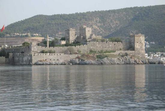 Bodrum - Tour to Castle of St. Peter