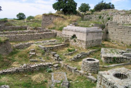 Canakkale – Troy Tour  Shore Excursion  achtypistours.gr