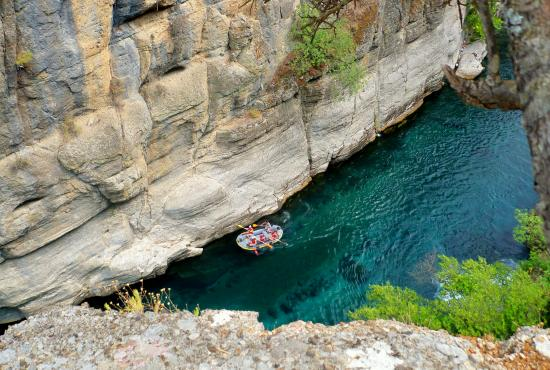 Antalya – Rafting (with lunch)