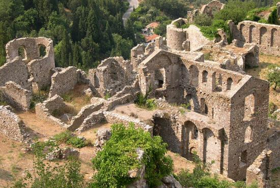 an analysis of the ancient ruins and structures in greece Top 7 ancient historical sites to see in one of the most significant structures in the noted as the site of ruins of an ancient greek temple of.