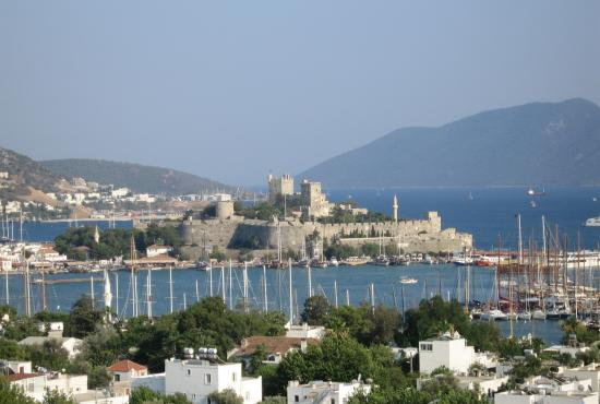 Bodrum City Tour - The Castle of St. Peter - The Mausoleum  Shore Excursion ...