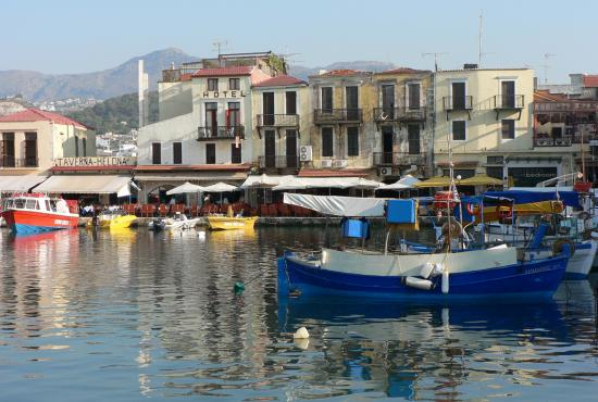 Tour to Rethymnon Wonderful Crete with Lunch