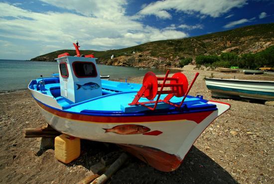 Patmos-Tour to The Monastery of St-John & Grotto, Kambo, Lambi