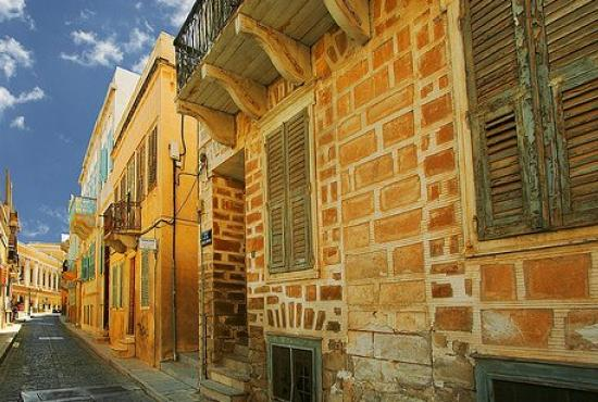 Tour to Ano Syros & monasteries