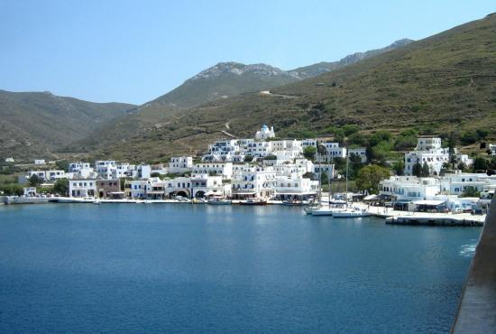 Amorgos- Tour to the Monastery of Hozoviotisa