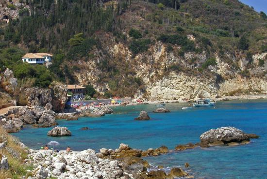 Lefkada-Island Tour with a one hour Mini-Cruise