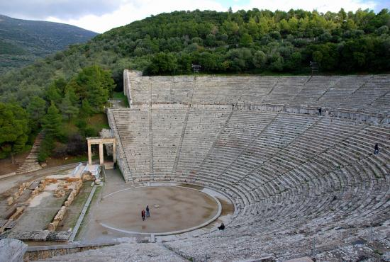 Poros – Tour to Epidaurus & Local Museum , Nafplion