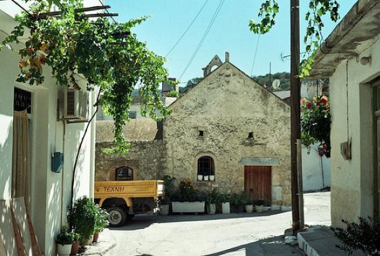 Tour to Kritsa village,Olive Oil farm,  Church of Panagia Kera